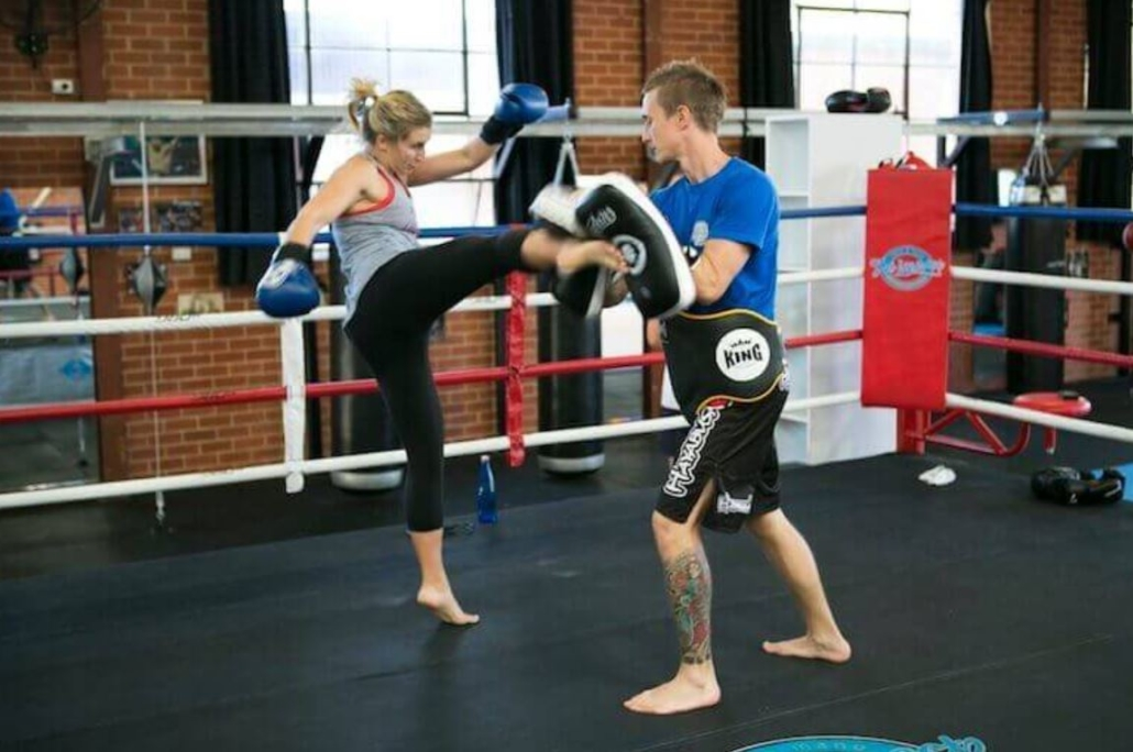 Muay Thai For Women