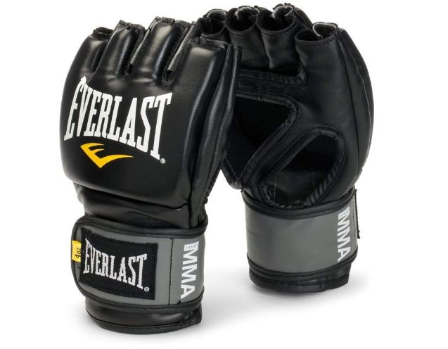8 Everlast Pro Style MMA Grappling Gloves