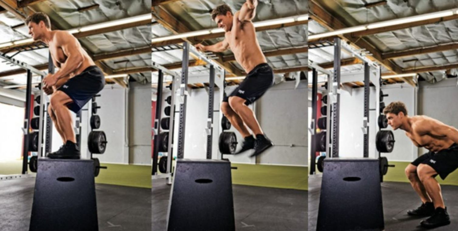 Plyometric Jumps