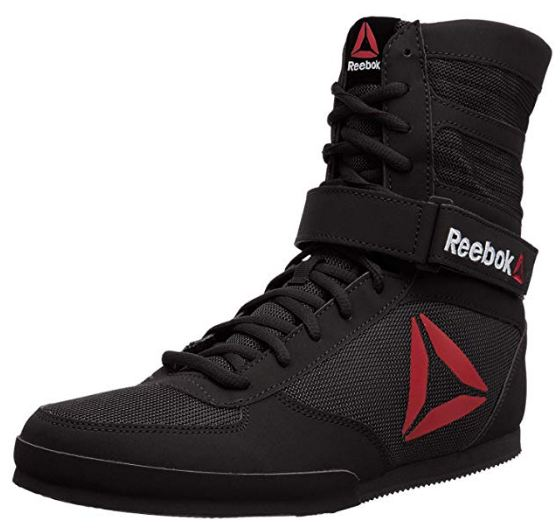 3 Reebok Men's Boxing Boot-Buck Sneaker