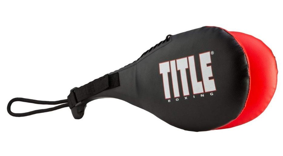 7 Title Boxing Duo Target Training Paddle