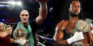 Fury Is The Greatest British Heavyweight Since Lennox Lewis After Wilder Win