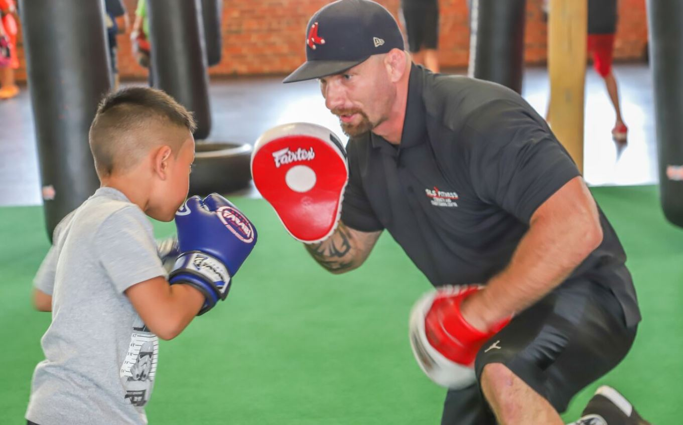 Kids Boxing 8