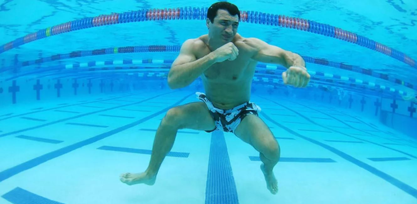 Wlad Swimming