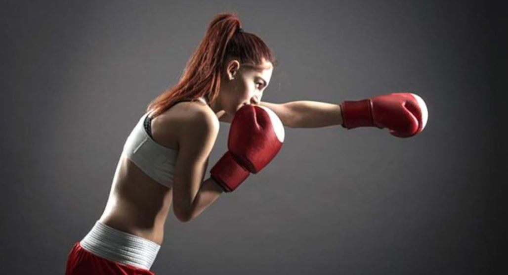 Boxing Fat Loss