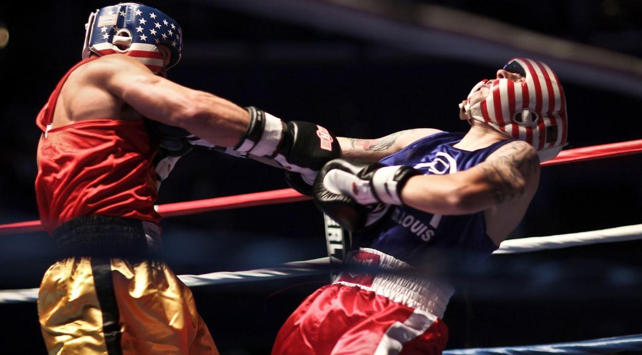 Boxing Headgear 2