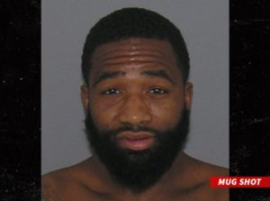 Adrian Broner Arrested AGAIN Following DUI In Miami Beach Florida