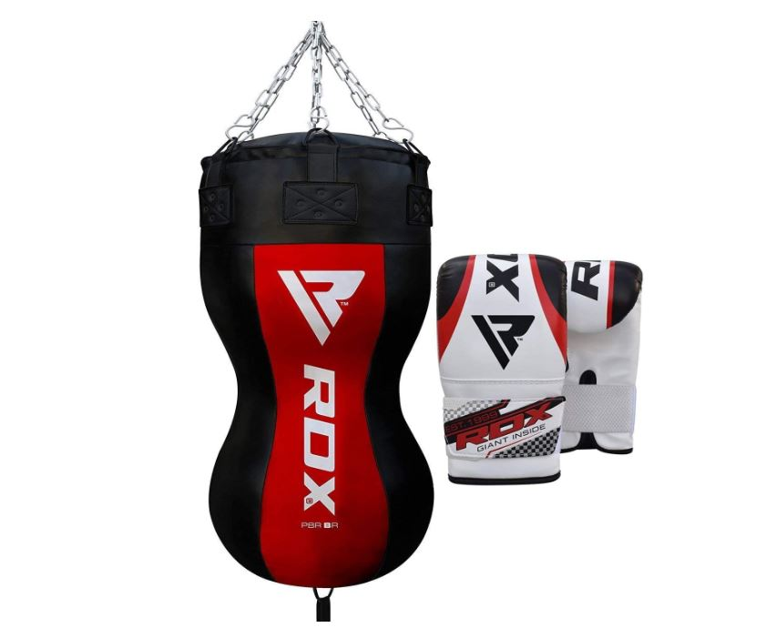 Double Angle Punch Bag