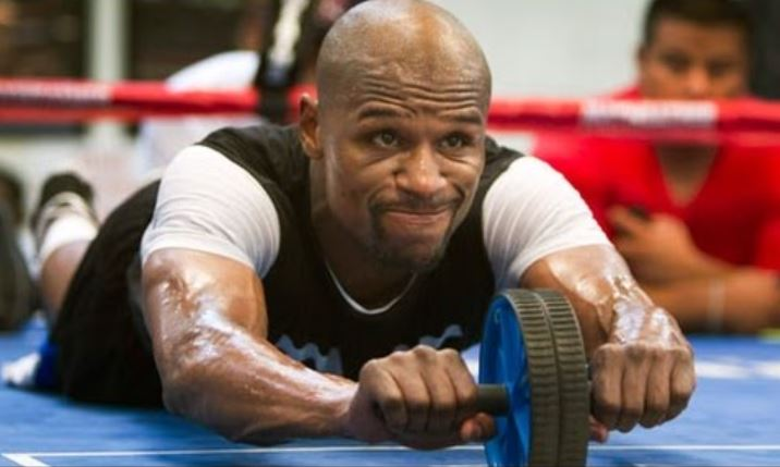 Mayweather Ab Roller