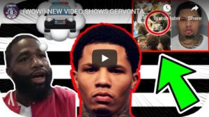 WATCH: CCTV Shows Gervonta Davis Punching His Ex Girlfriend