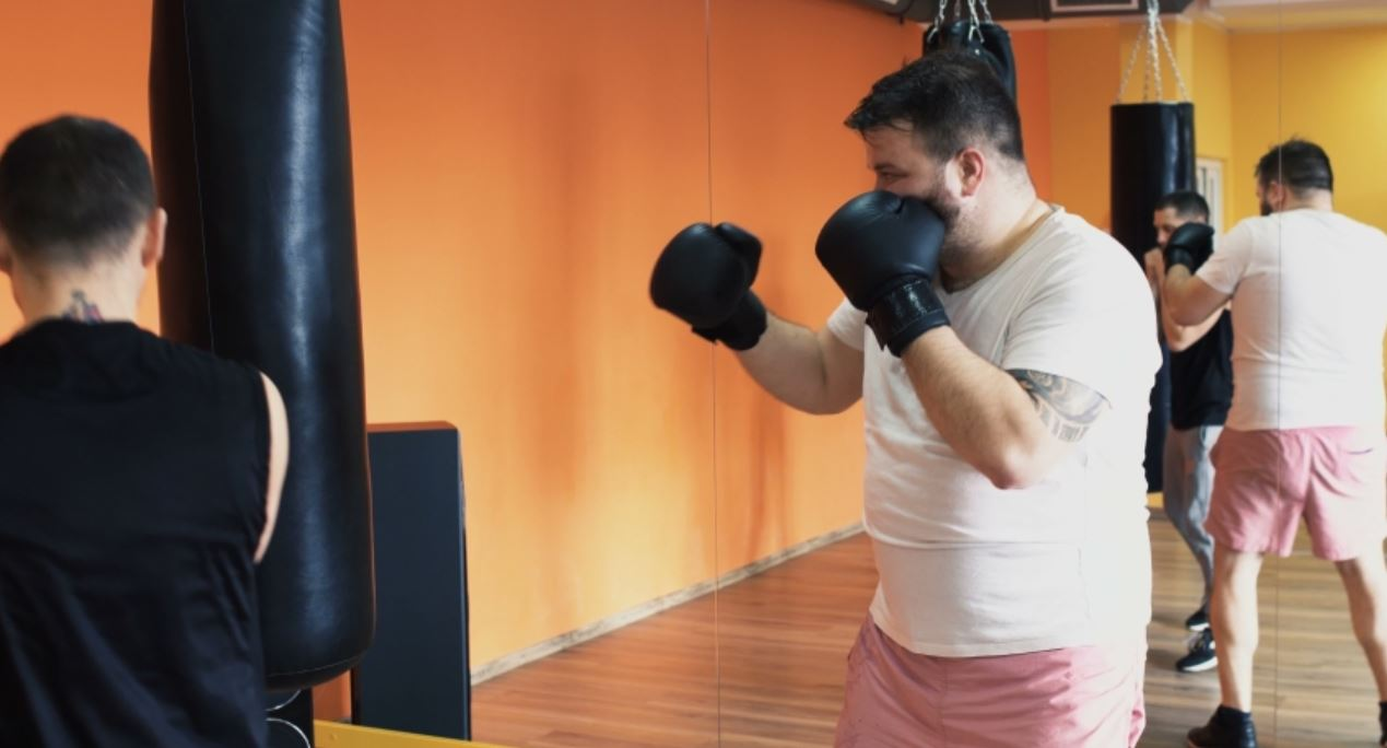 Weight Loss Boxing