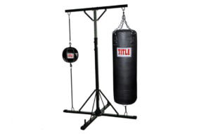 Title Double Trouble Boxing Stand Bag Review